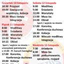 Plan zjazdu animatorów SWE w Szczecinie