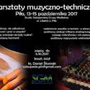 Warsztaty muzyczno – techniczne