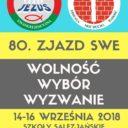 Zapraszamy na 80. Zjazd SWE do Bydgoszczy